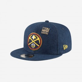 New Era Denver Nuggets NBA Draft 2018 9Fifty Cap