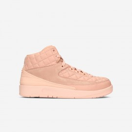 Air Jordan 2 Retro GS x Just Don